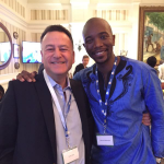 Tony Leon and Mmusi Maimane