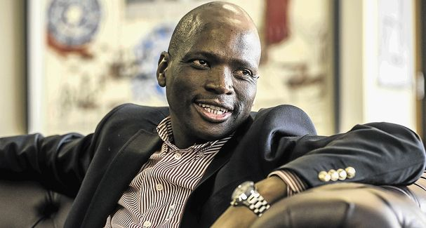 Hlaudi Motsoeneng SABC COO