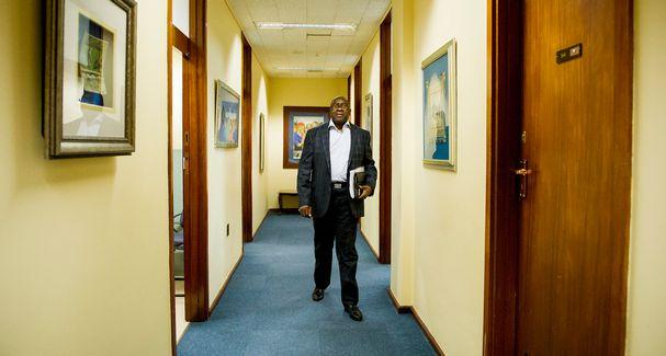 Minister Nhlanhla Nene