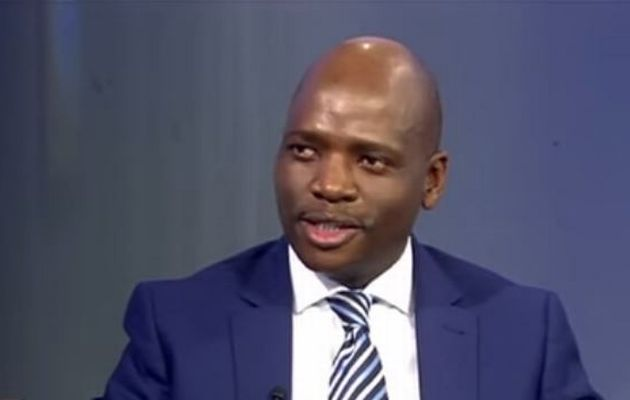 SABC chief operating officer Hlaudi Motsoeneng. Like many ANC apparatchiks, his decisions are designed to distract the masses from the real problems.