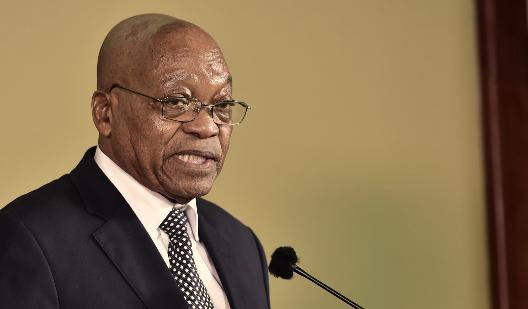 20170308 - Jacob Zuma