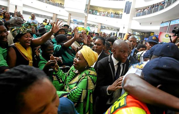 20170419 - Nkosazana Dlamini-Zuma