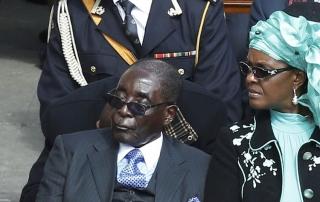 20170823 - Grace Mugabe