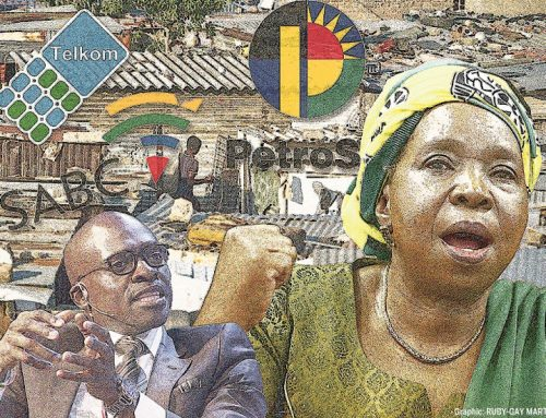 Dlamini-Zuma's course of strategic ambivalence leads to extinction