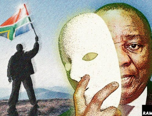 Land-grab support gives glimpse of Ramaphosa's likely presidential path
