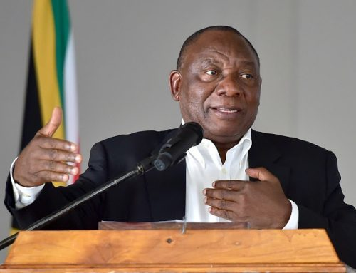 Why Ramaphosa won't reform the country until he reforms his party