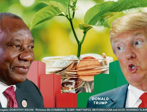 Trump may have no clothes, but SA is naked in the investment winter