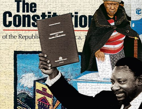 Architect of constitution Ramaphosa now puts Bill of Rights up for grabs