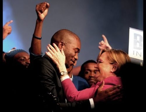 Premier move: Maimane dodged the bullet of political idiocy