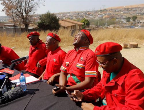 Bigger picture says DA should ditch EFF in metros
