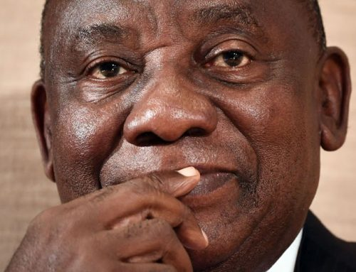 Cyril's fine words can't hide his failure to save SA from Zuma gang