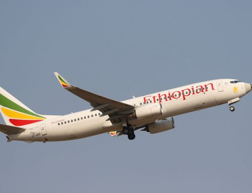 SAA crashes while Ethiopian Airways soars, but Cyril just blathers on