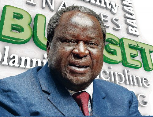 Mboweni and Ramaphosa, it's time for action