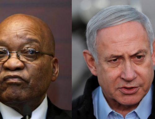 Corruption and conspiracies: the lies that bind our Zuma and Israel's Bibi