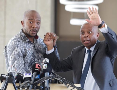Don't even bother, Mmusi. Your 'people's dialogue' will be a flop