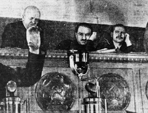 The clunking government fist on corona echoes Stalin's Soviet Union