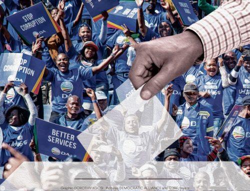 Constitution requires DA to take a nonracial stance