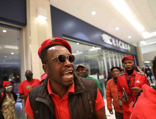 Clicks's naïve bid to right a wrong merely gave the EFF thugs more power