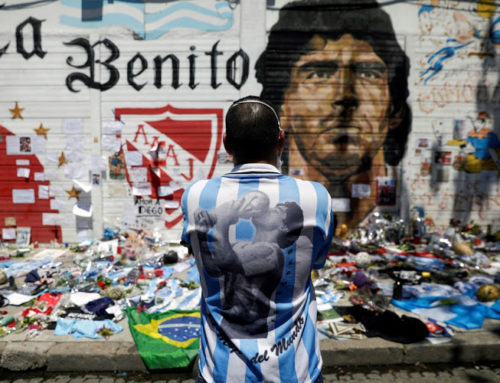 Maradona: a metaphor for the paradoxes of Argentina