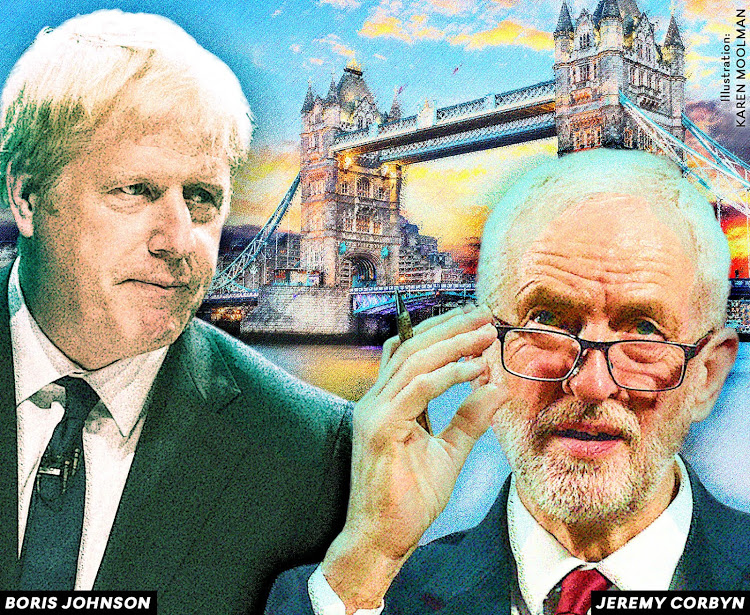With left and right in flux, UK poll is bound to be a shake-up