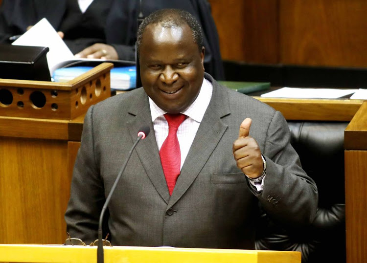 Against such odds, could this be Mboweni's 'eunuch-in-a-harem' moment?