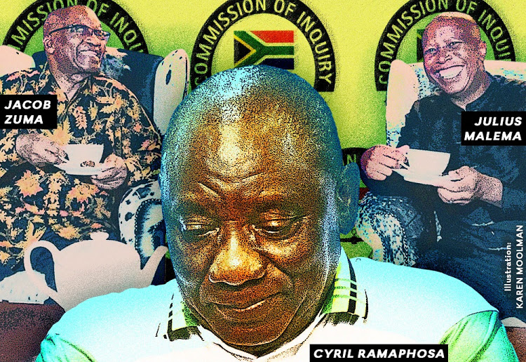 Ramaphosa is failing in his duty to protect the constitution